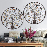 Retro Birds  Living Room Wall Hanging Decoration