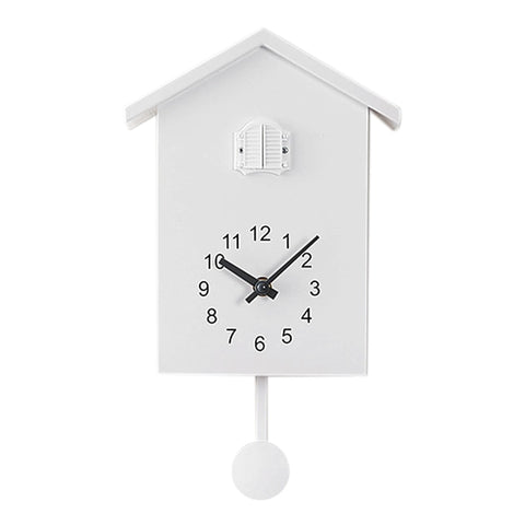 Cuckoo Clock Wall Clock- Movement Chalet-Style