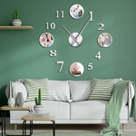 Photo Picture Large Wall Clock