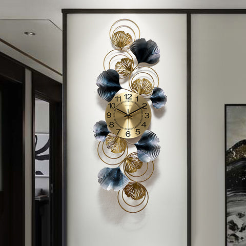 New Nordic Luxury Wall Clock