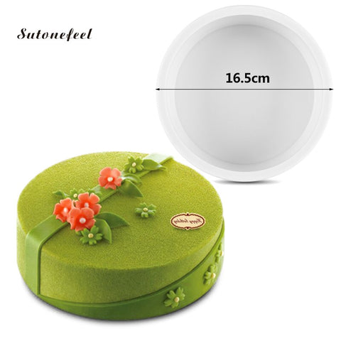 Round Shaped Cake Mold