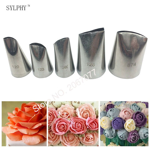 5pcs Large Tips Set