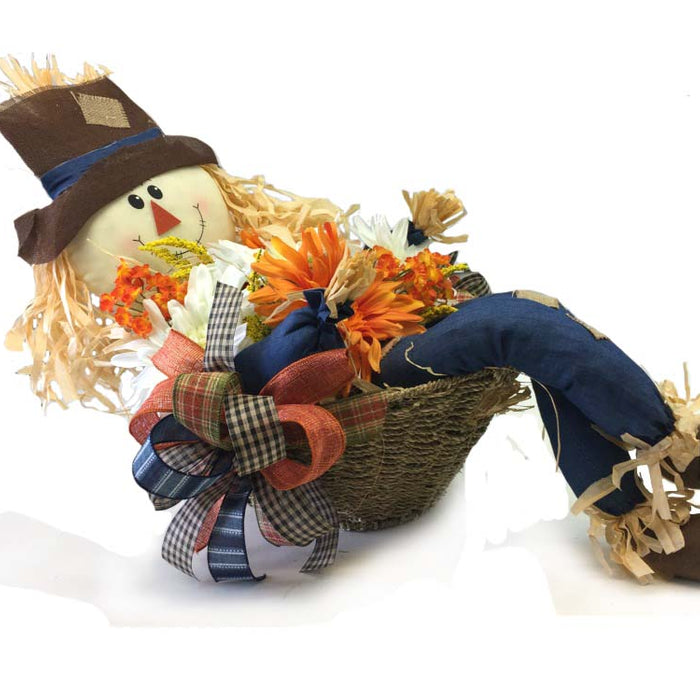 2017 Scarecrow in a Basket