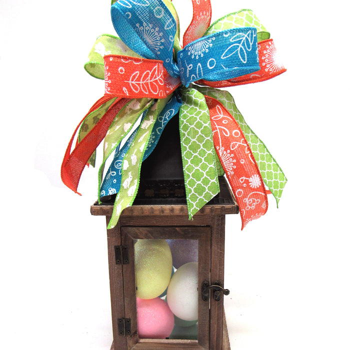 2017 Small Lantern Easter Decoration