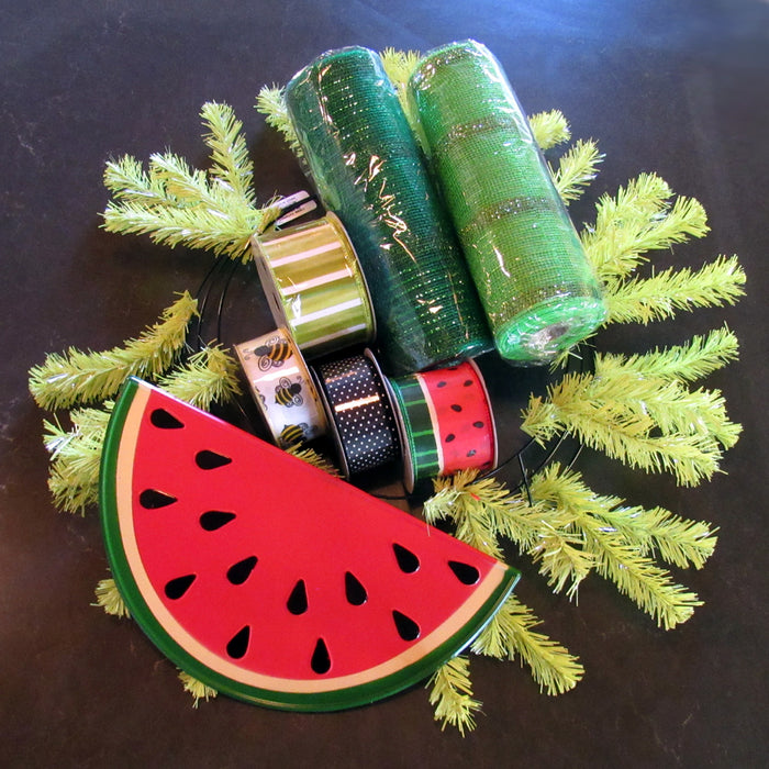 2018 Watermelon Wreath Supply Kit