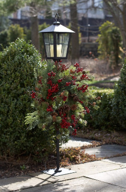 Lantern Wreath Holder