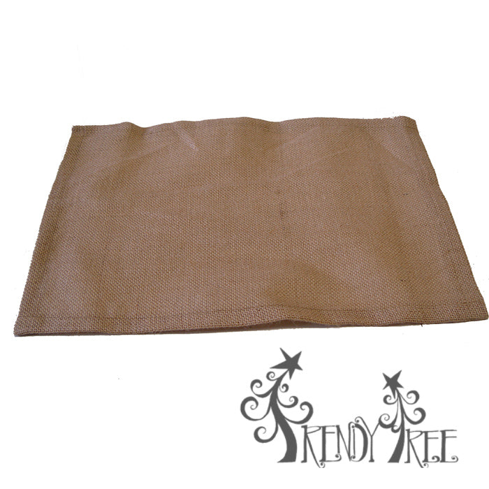 Value Priced Burlap Table Linens