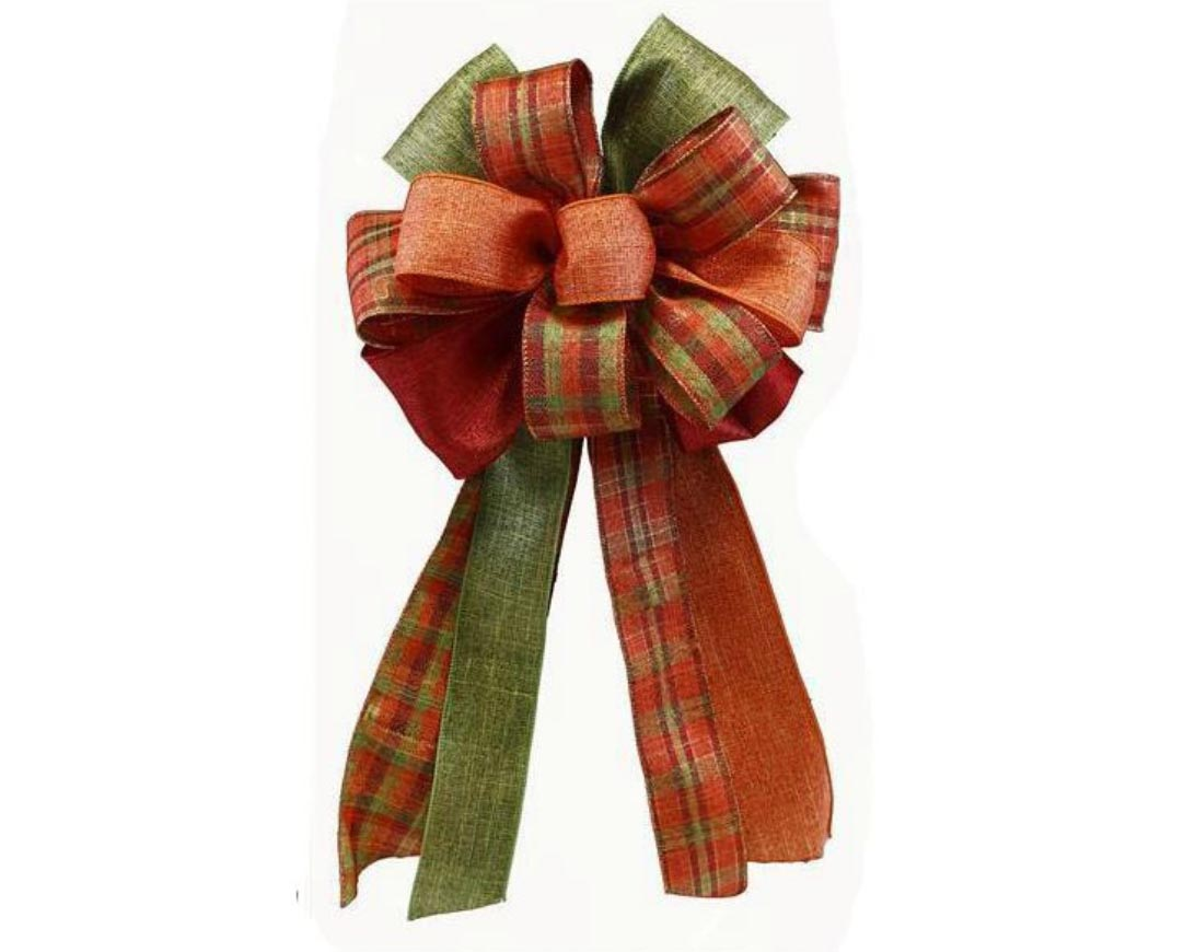Need a Fall Bow Idea?