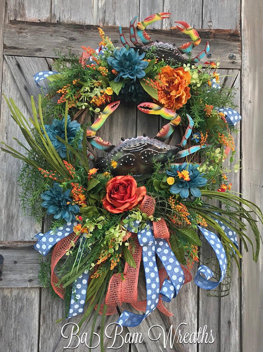 Beach Wreath by Ba Bam Wreaths