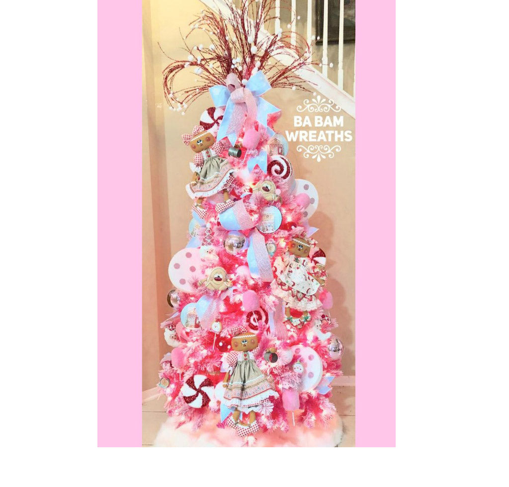 November 2018 Trendy Tree Customer Wreath Creations & Centerpieces