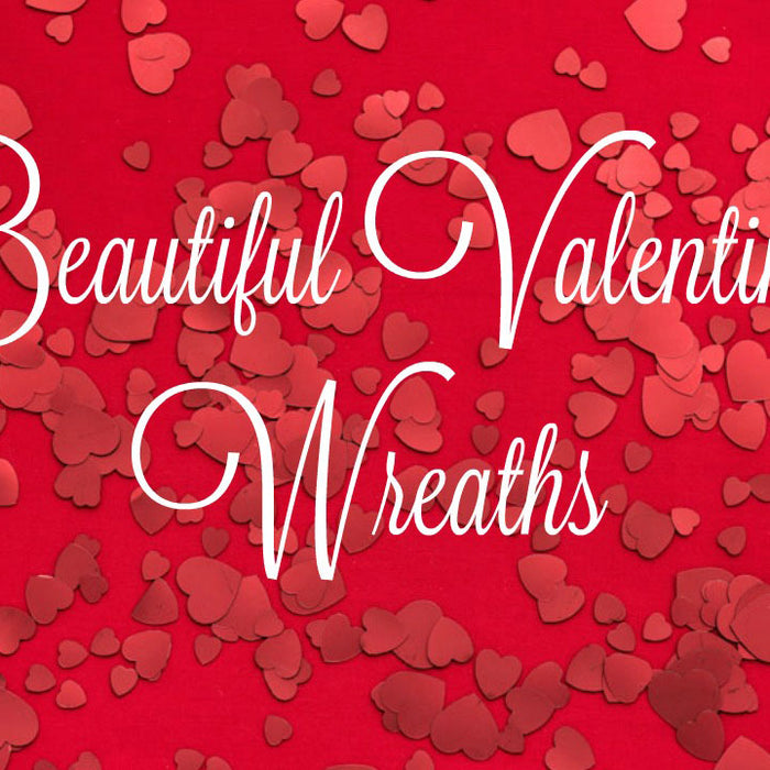 Valentine Wreath Video