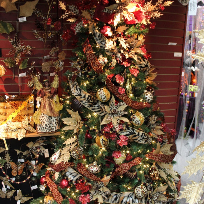 Animal Kingdom - Decorated Christmas Tree by Craig Bachman Imports