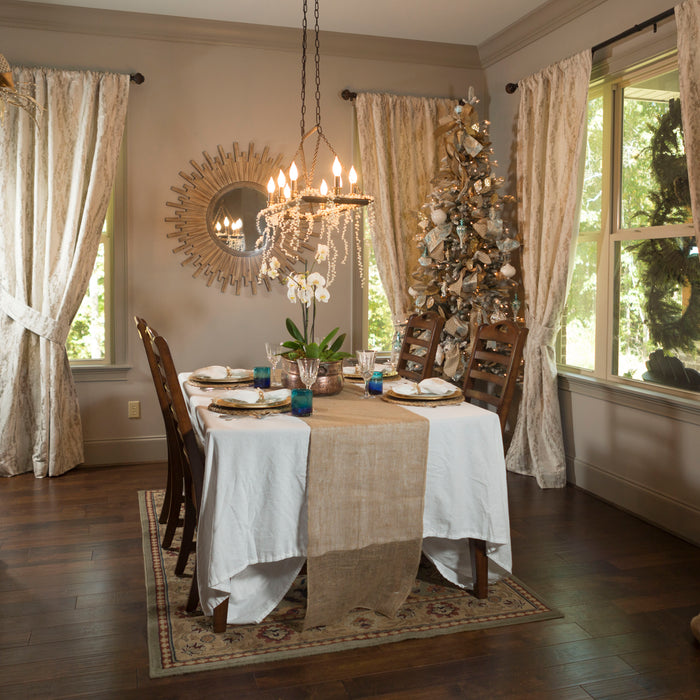 Decorating Carrie's House 2016 - Dining Room
