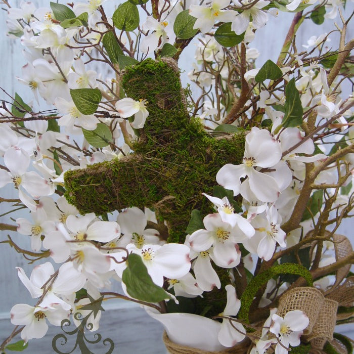 Dogwood Centerpiece by Trendy Tree