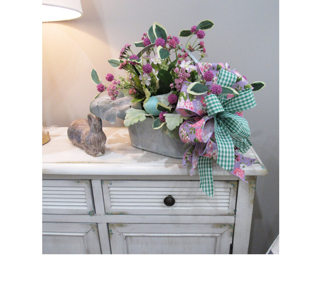Easter Basket Centerpiece