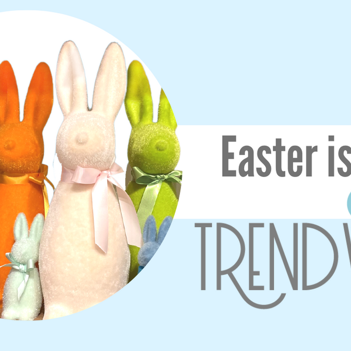 Easter Bunnies are on the Way!