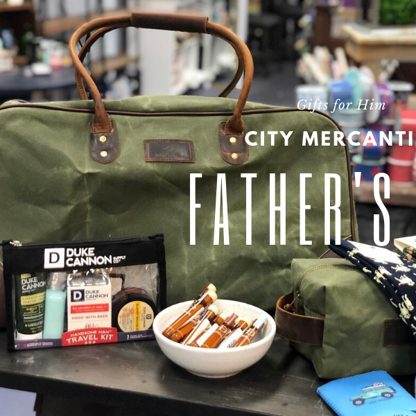 Father's Day Gifts from City Mercantile