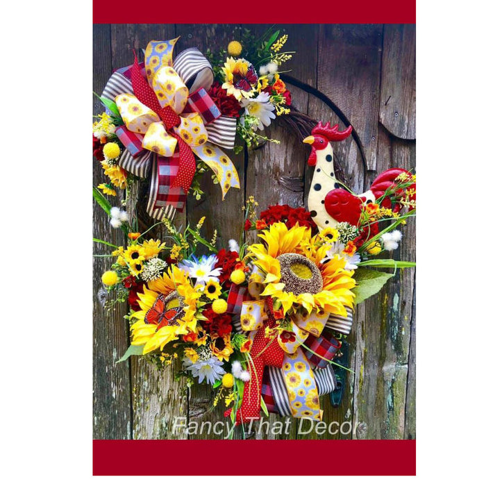 May Wreaths & Centerpieces