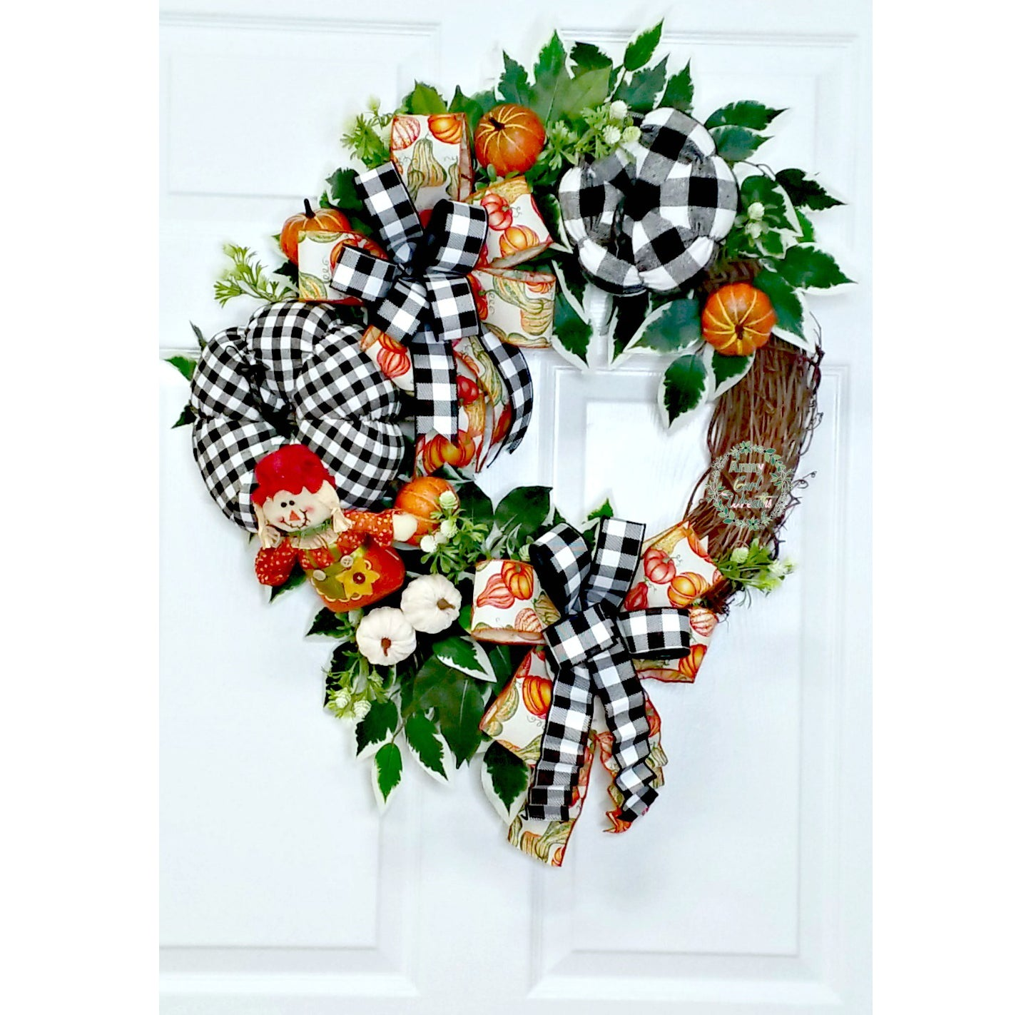 August Door Wreaths & Centerpieces 2019