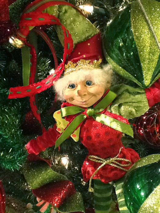"RAZ 20"" Merry Mistletoe Elves Back in Stock!"