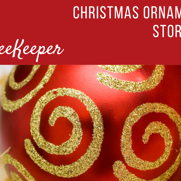 Ornament Storage Bag by Treekeeper