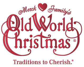 Merck Family Old World Christmas Ornaments - Coupon for 15% Off!
