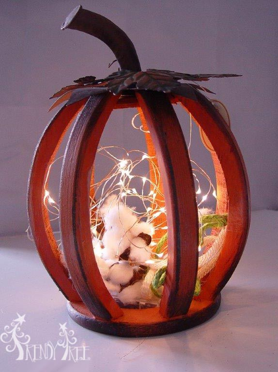Light up Your Pumpkin