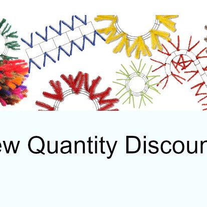 New Feature! Quantity Discounts