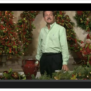 RAZ Imports Christmas Decoration Video - Elves, Garland, Swag, Wall Tree and Centerpiece