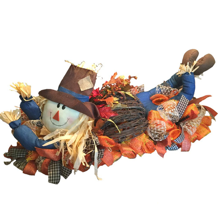 2017 Scarecrow Centerpiece Tutorial