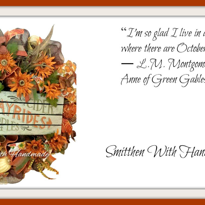 Autumn Wreaths Part 2