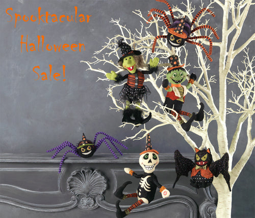 Spooktacular Halloween Sale at Trendy Tree!