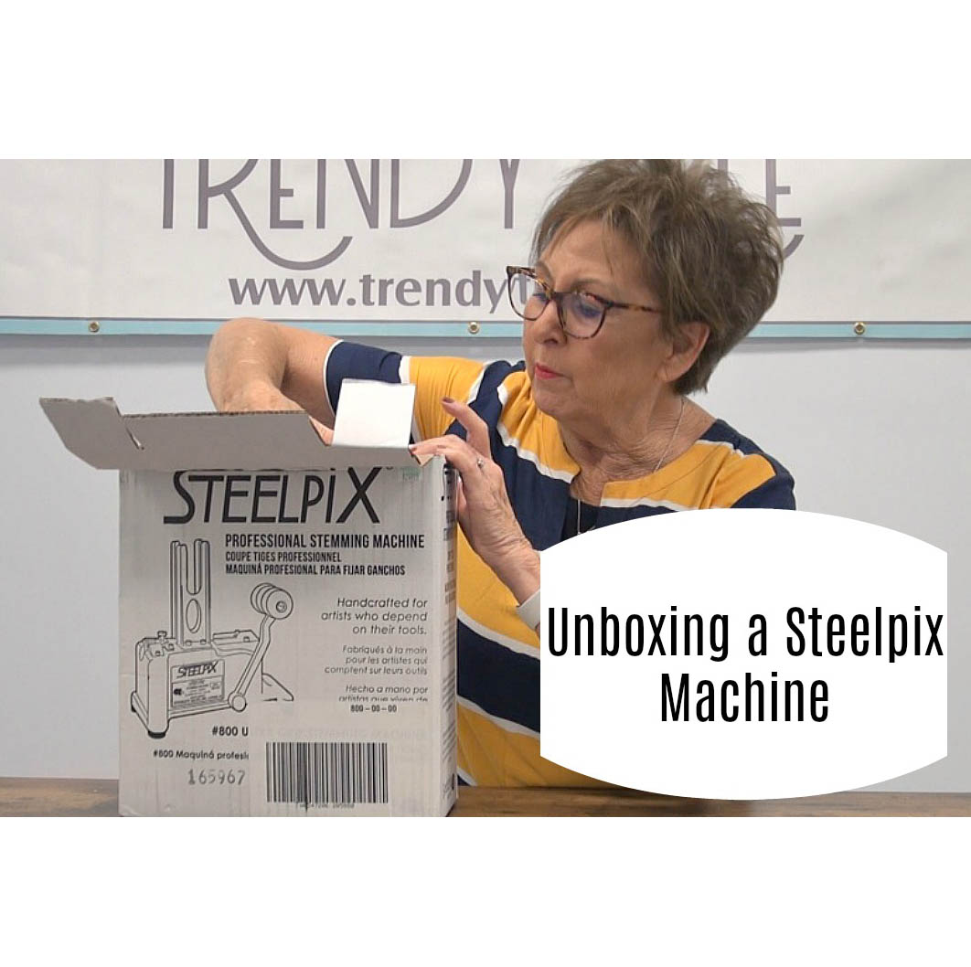 Unboxing a Steelpix Machine