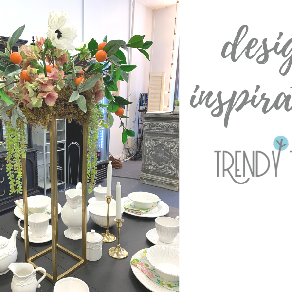 Design Inspiration from the Trendy Tree Store