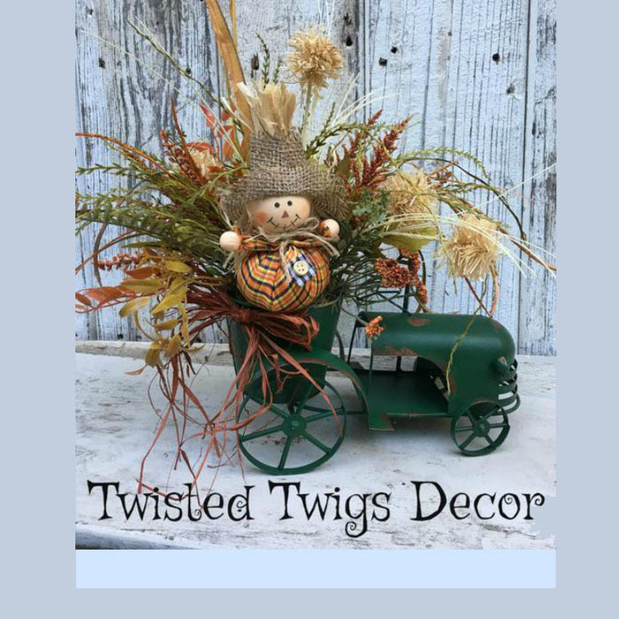 2018 September Wreath Creations from the Trendy Tree Custom Designer List