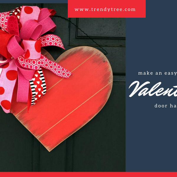 Make a Valentine Bow out of Scrap Ribbon