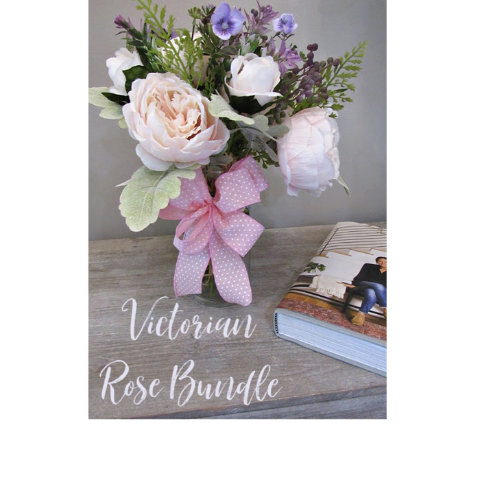 Victorian Rose Bundle Mother's Day Gift