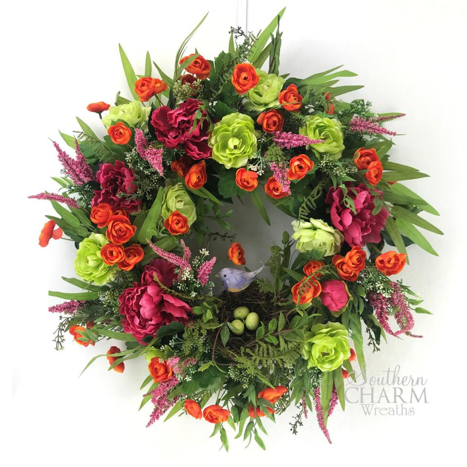 Join the Wreath of the Month Club