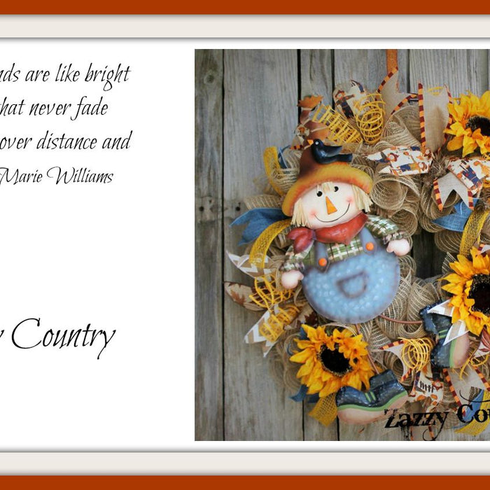Autumn Wreaths Part 3