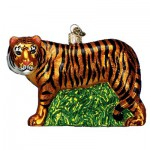 tiger christmas ornament from old world christmas auburn tigers
