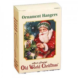 old world christmas ornament hangers