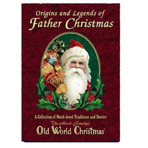origins and legends of father christmas