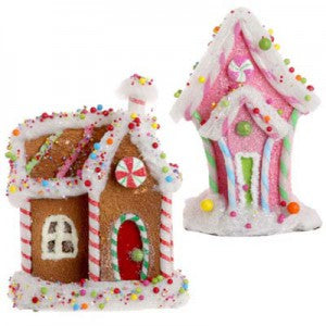 Gingerbread houses from RAZ