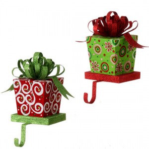 raz no peeking stocking holders