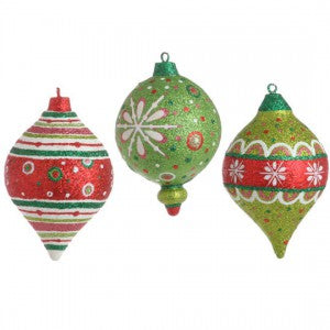 RAZ No Peeking Kismet Ornament