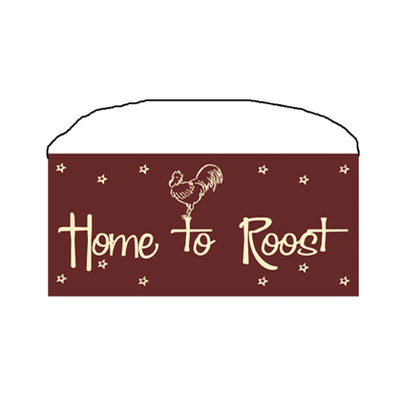 35058-home-to-roost-sign