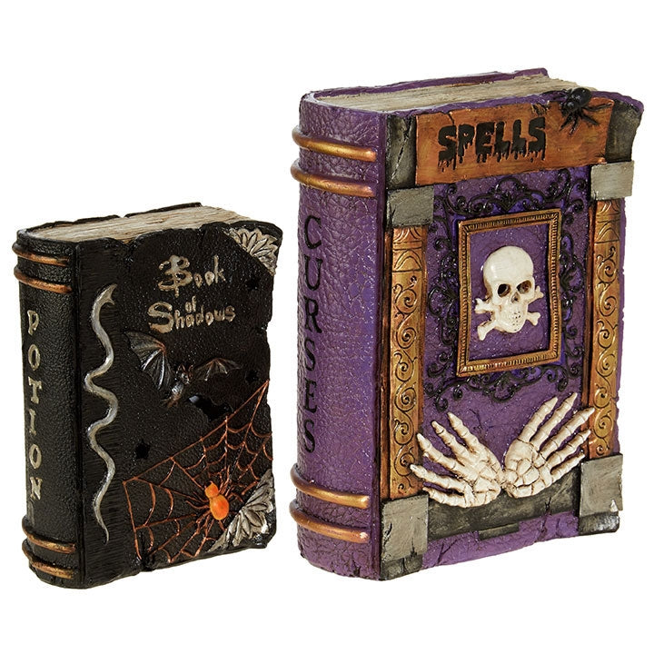 halloween spell book; witches spellbook