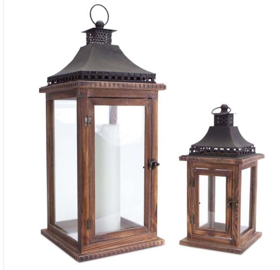 50230-wood-glass-iron-lantern-set-2