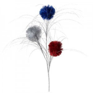 F3317578-red-silver-blue-pom-pom-spray