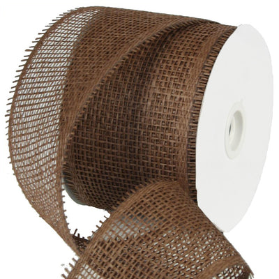 RR700131-woven-paper-mesh-chocolate-4-inch
